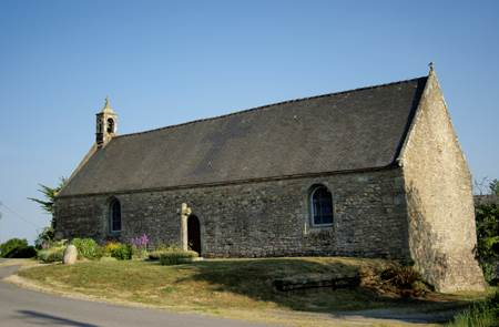 Visite de la chapelle de Sainte-Maurille