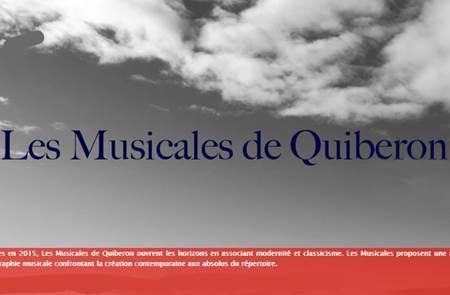Concert Les Musicales, trio de jazz