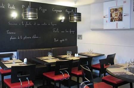 Restaurant pizzéria le Comptoir Côté Table