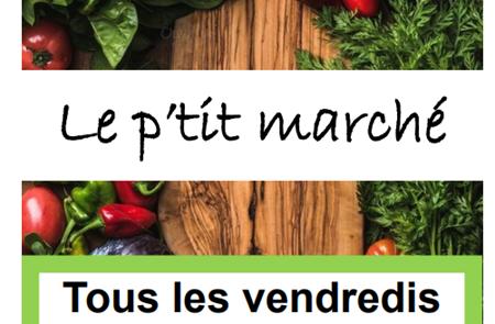 Le p'tit Marché de Berric