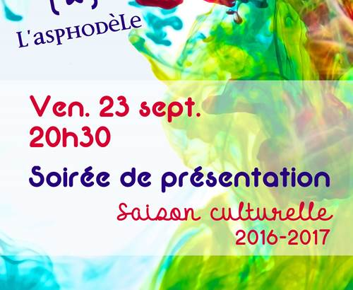 Salle culturelle l'Asphodèle Questembert - Morbihan Bretagne Sud ©